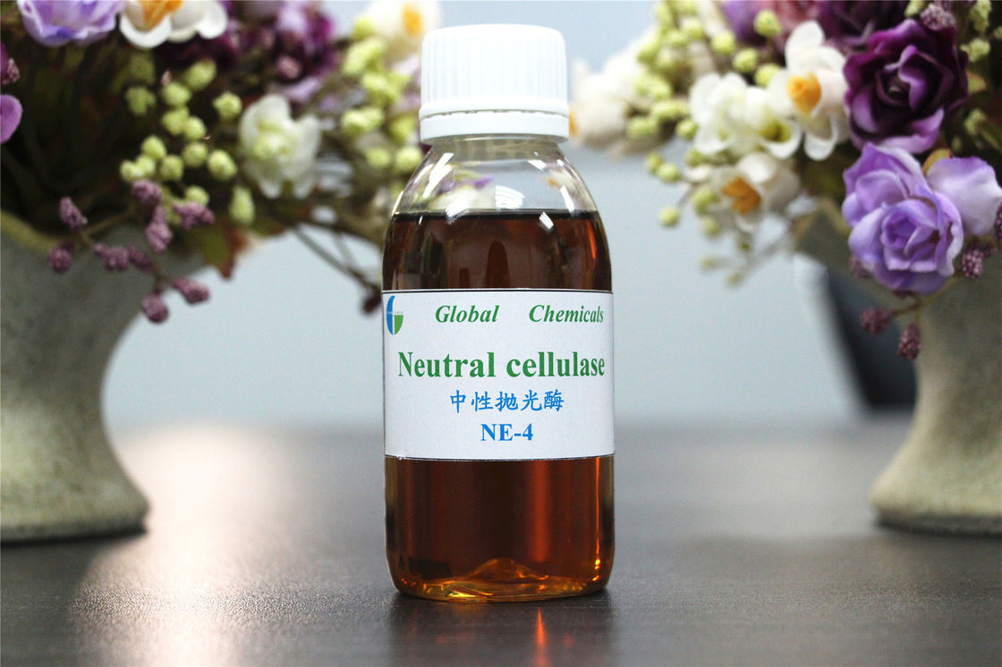 NE -4 Strength Loss Neutral Cellulase For Biopolishing Treatment
